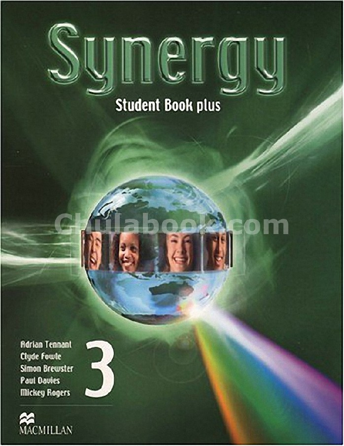 SYNERGY 3: STUDENT BOOK PLUS (1 BK./1 CD-ROM)