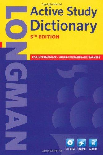 LONGMAN ACTIVE STUDY DICTIONARY (1 BK./1 CD-ROM)