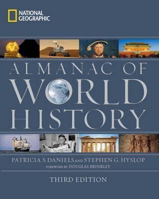 NATIONAL GEOGRAPHIC ALMANAC OF WORLD HISTORY (HC)