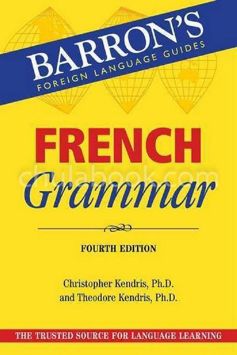 FRENCH GRAMMAR (BARRON'S)