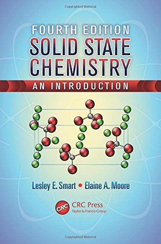 SOLID STATE CHEMISTRY: AN INTRODUCTION (HC)