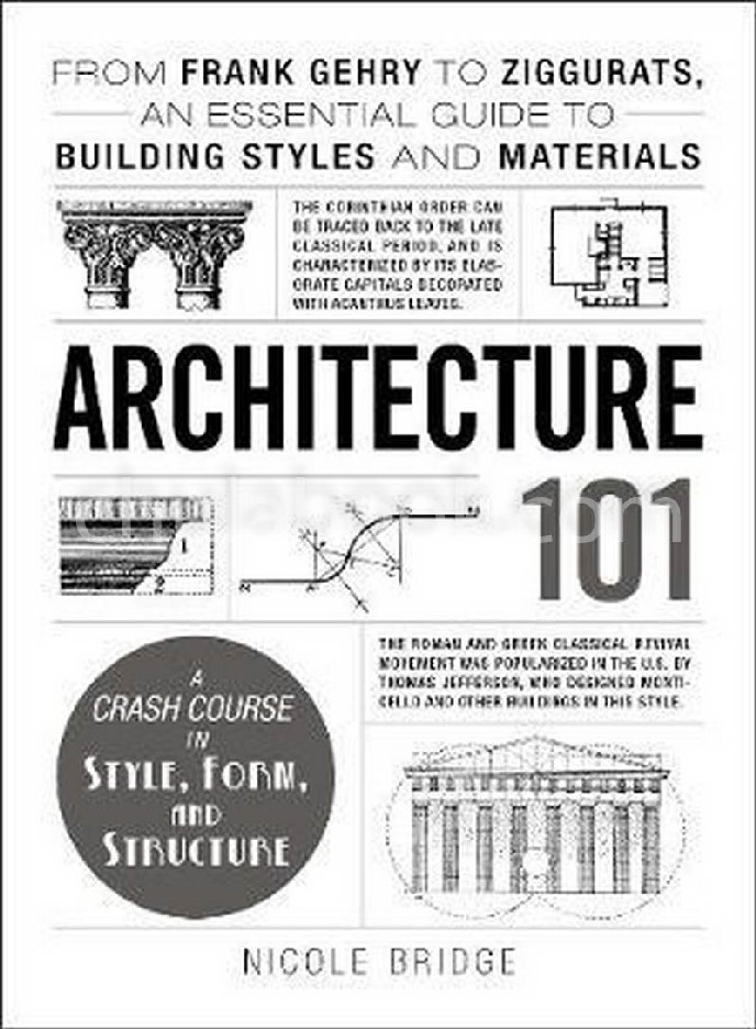 ARCHITECTURE 101: FROM FRANK GEHRY TO ZIGGURATS, AN ESSENTIAL GUIDE TO BUILDING STYLES & MATERIALS