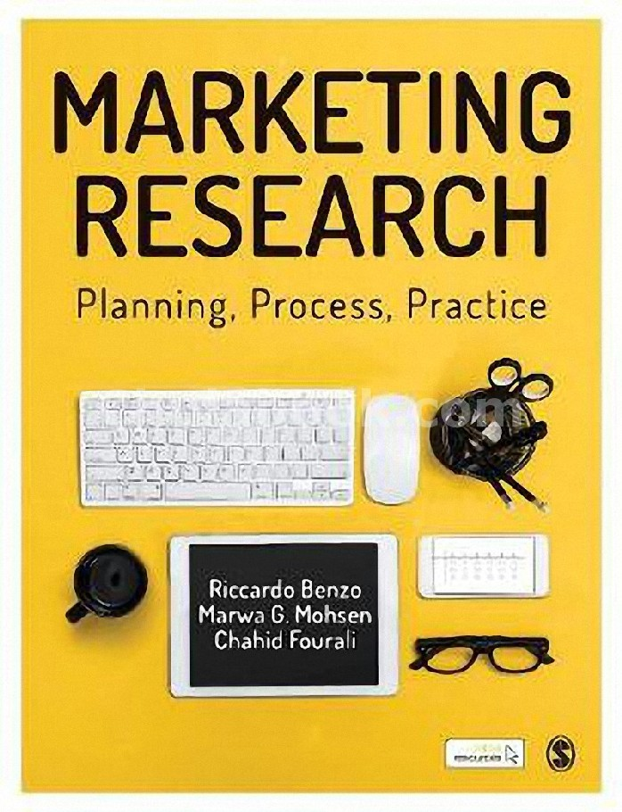 MARKETING RESEARCH: PLANNING, PROCESS, PRACTICE (HC)