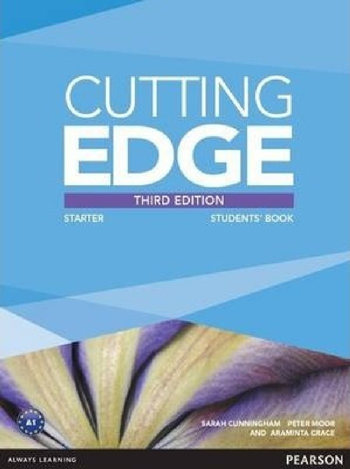 CUTTING EDGE: STARTER (STUDENT'S BOOK) (1 BK./1 DVD)