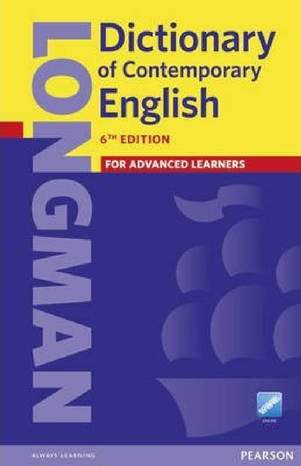LONGMAN DICTIONARY OF CONTEMPORARY ENGLISH: FOR ADVANCED LEARNERS (WITH ONLINE ACCESS)