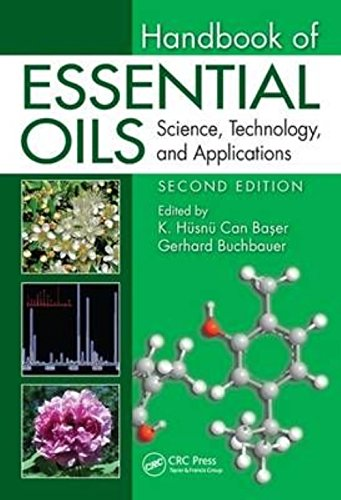 HANDBOOK OF ESSENTIAL OILS: SCIENCE, TECHNOLOGY, AND APPLICATIONS (HC)