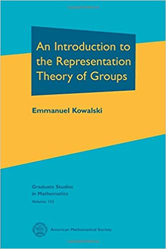 AN INTRODUCTION TO THE REPRESENTATION THEORY OF GROUPS (HC)