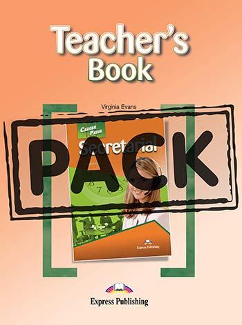 SECRETERIAL: CAREER PATHS (TEACHER'S PACK)