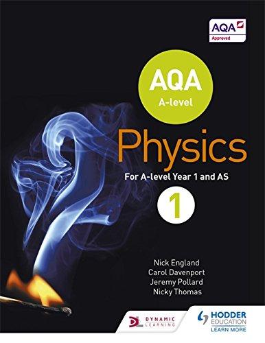 AQA A LEVEL PHYSICS STUDENTBOOK 1 (AQA A LEVEL SCIENCE)