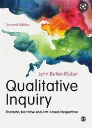 QUALITATIVE INQUIRY: THEMATIC, NARRATIVE AND ARTS-BASED PERSPECTIVES