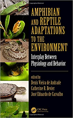 AMPHIBIAN AND REPTILE ADAPTATIONS TO THE ENVIRONMENT: INTERPLAY BETWEEN PHYSIOLOGY AND BEHAVIOR (HC)