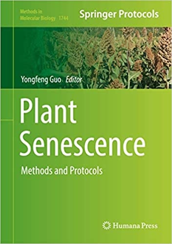 PLANT SENESCENCE: METHODS AND PROTOCOLS (METHODS IN MOLECULAR BIOLOGY) (HC)