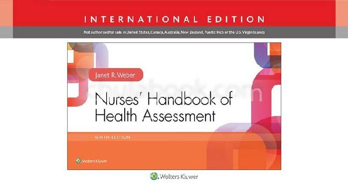 NURSES' HANDBOOK OF HEALTH ASSESSMENT (IE)