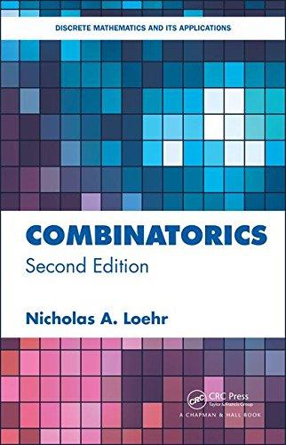 COMBINATORICS (DISCRETE MATHEMATICS AND ITS APPLICATIONS) (HC)