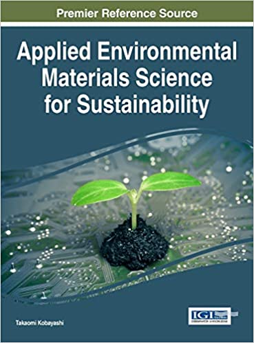 APPLIED ENVIRONMENTAL MATERIALS SCIENCE FOR SUSTAINABILITY (HC)