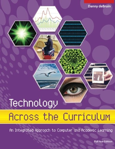 TECHNOLOGY ACROSS THE CURRICULUM: AN INTEGRATED APPROACH TO COMPUTER AND ACADEMI: FULL YEAR EDITION