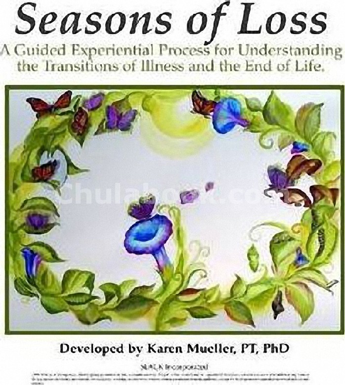 SEASONS OF LOSS: A GUIDE EXPERIENTIAL PROCESS FOR UNDERSTANDING THE TRANSITIONS OF