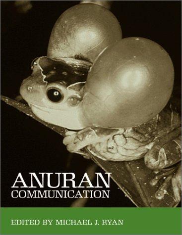 ANURAN COMMUNICATION (HC)