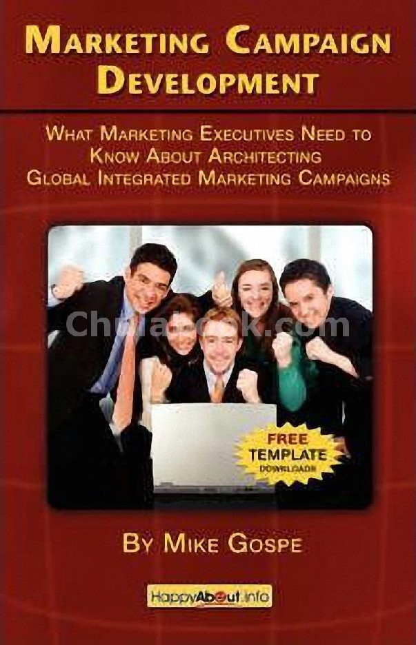MARKETING CAMPAIGN DEVELOPMENT: WHAT MARKETING EXECUTIVES NEED TO KNOW ABOUT