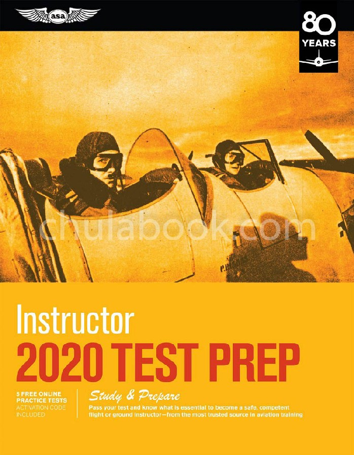 INSTRUCTOR TEST PREP 2020: STUDY & PREPARE: PASS YOUR TEST AND KNOW WHAT IS ESSENTIAL TO BECOME