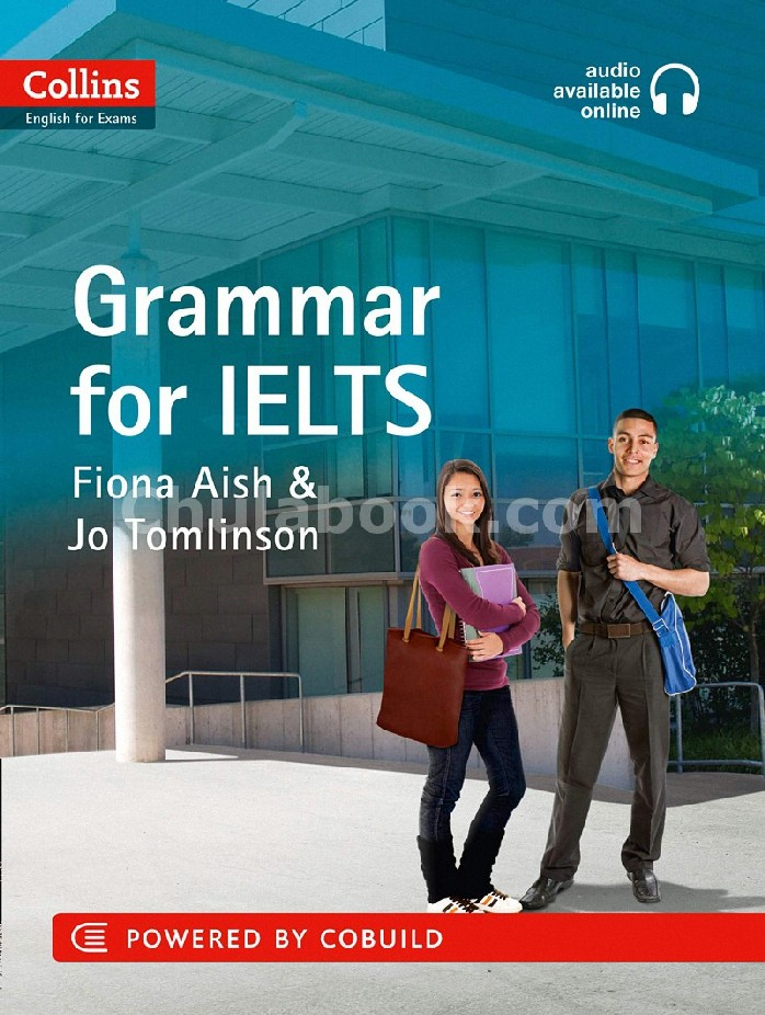 GRAMMAR FOR IELTS (COLLINS ENGLISH FOR EXAMS) (1 BK./1 CD-ROM)