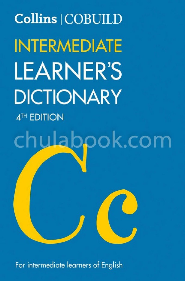 COLLINS COBUILD INTERMEDIATE LEARNER DICTIONARY