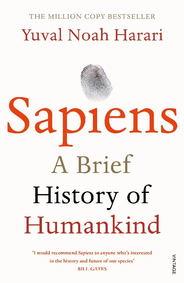 SAPIENS: A BRIEF HISTORY OF HUMANKIND (ENGLISH VERSION)