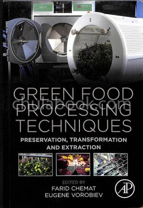GREEN FOOD PROCESSING TECHNIQUES