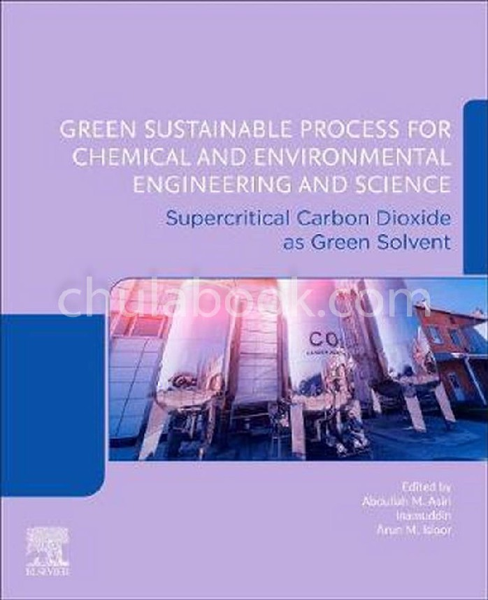 GREEN SUSTAINABLE PROCESSES FOR CHEMICAL AND ENVIRONMENTAL ENGINEERING AND SCIENCE