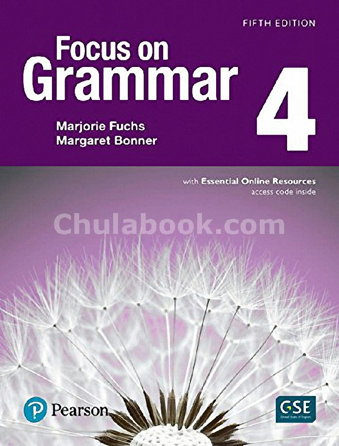 FOCUS ON GRAMMAR 4: STUDENT BOOK WITH ESSENTIAL ONLINE RESOURCES