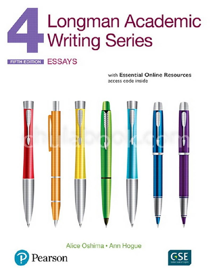 LONGMAN ACADEMIC WRITING SERIES 4: ESSAYS (WITH ESSENTIAL ONLINE RESOURCES)