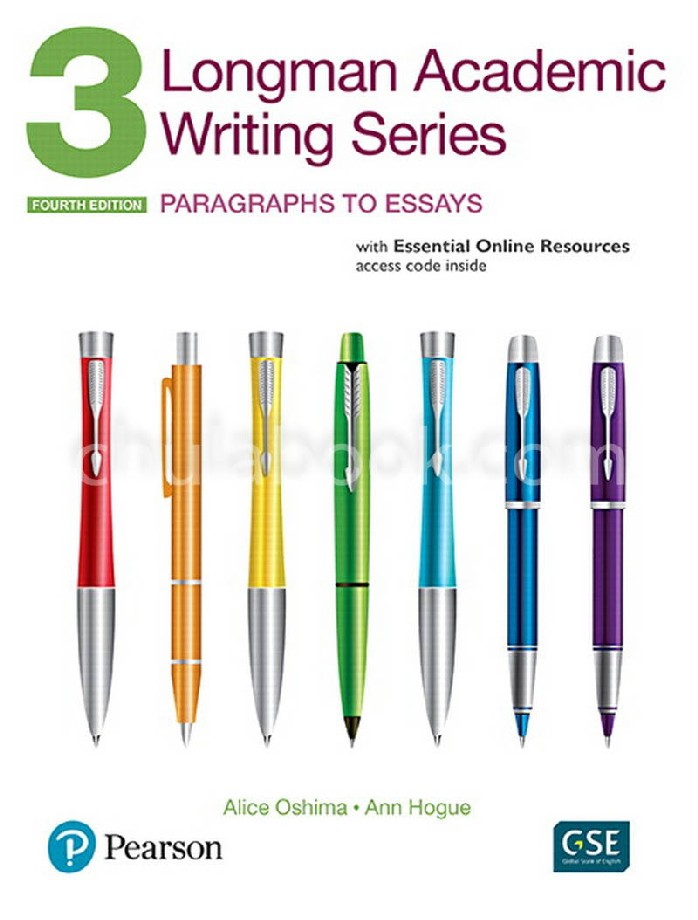 LONGMAN ACADEMIC WRITING SERIES 3: PARAGRAPHS (WITH ESSENTIAL ONLINE RESOURCES)