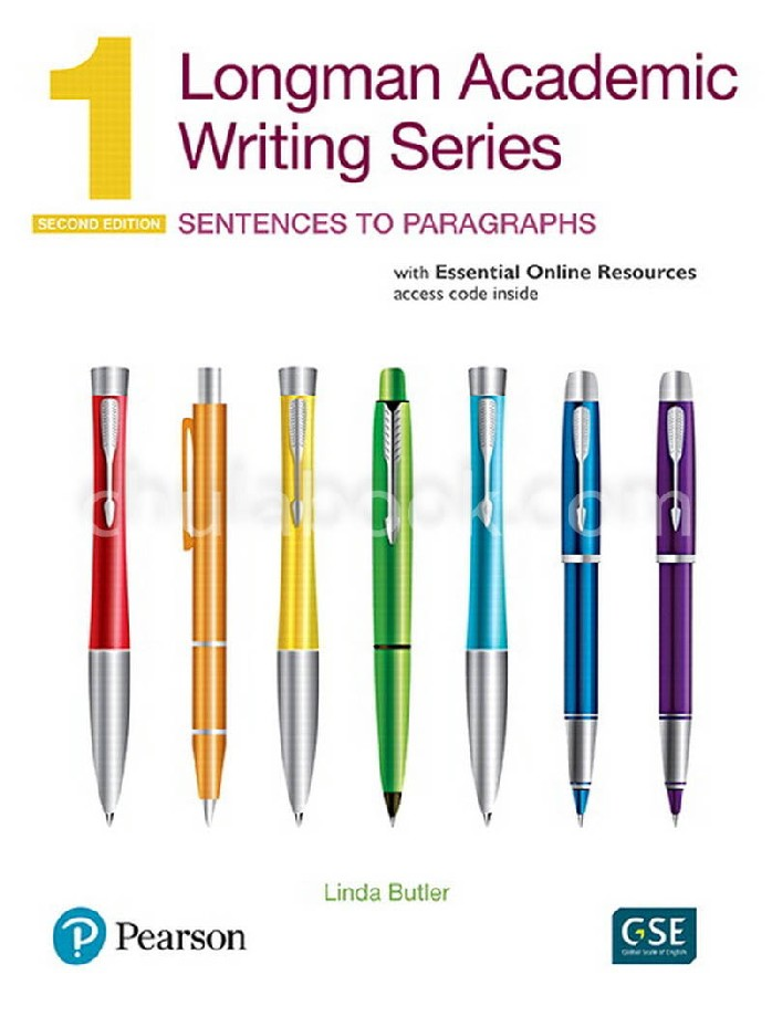 LONGMAN ACADEMIC WRITING SERIES 1: SENTENCES TO PARAGRAPHS (WITH ESSENTIAL ONLINE RESOURCES)