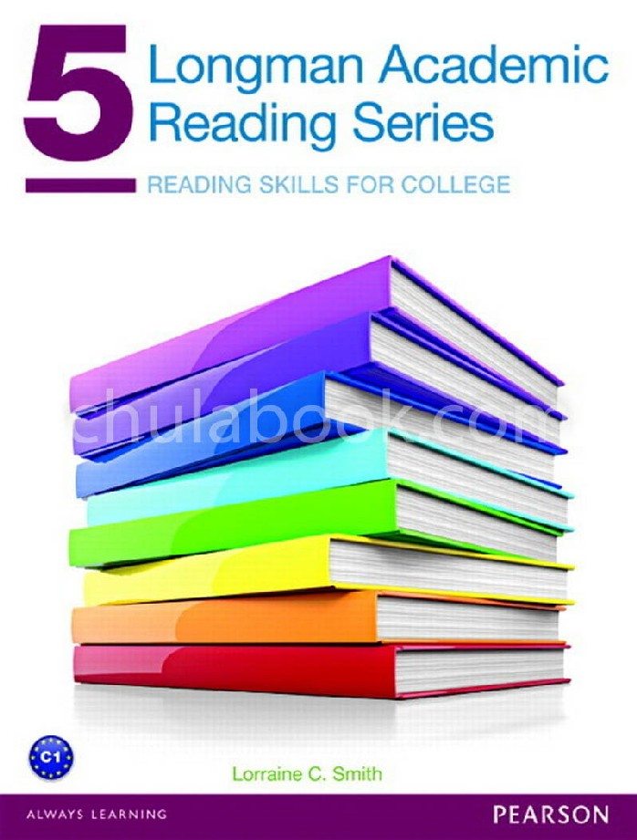 LONGMAN ACADEMIC READING SERIES 5: STUDENT BOOK (WITH ESSENTIAL ONLINE RESOURCES)