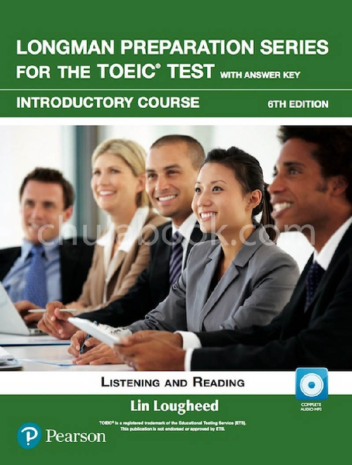 LONGMAN PREPARATION SERIES FOR THE TOEIC TEST: LISTENING AND READING (INTRODUCTION) (WITH ANSWER KEY