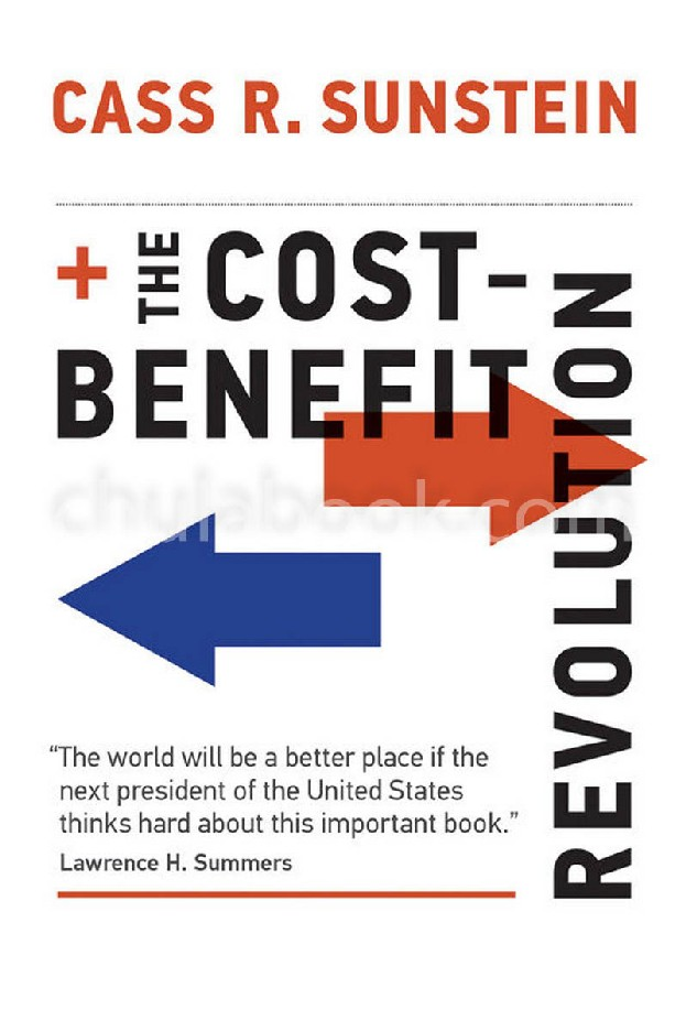THE COST-BENEFIT REVOLUTION (THE MIT PRESS) (HC)