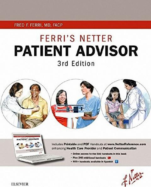 FERRI'S NETTER PATIENT ADVISOR FERRI'S NETTER PATIENT ADVISOR (WITH ONLINE ACCESS)