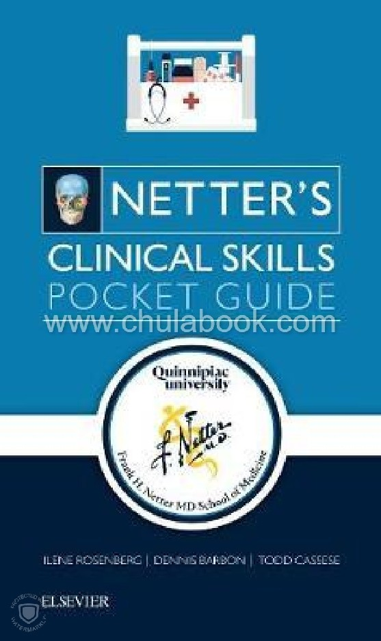 NETTERS CLINICAL SKILLS: POCKET GUIDE (SPIRAL-BOUND)