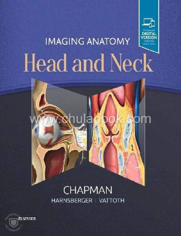 IMAGING ANATOMY: HEAD AND NECK (HC)
