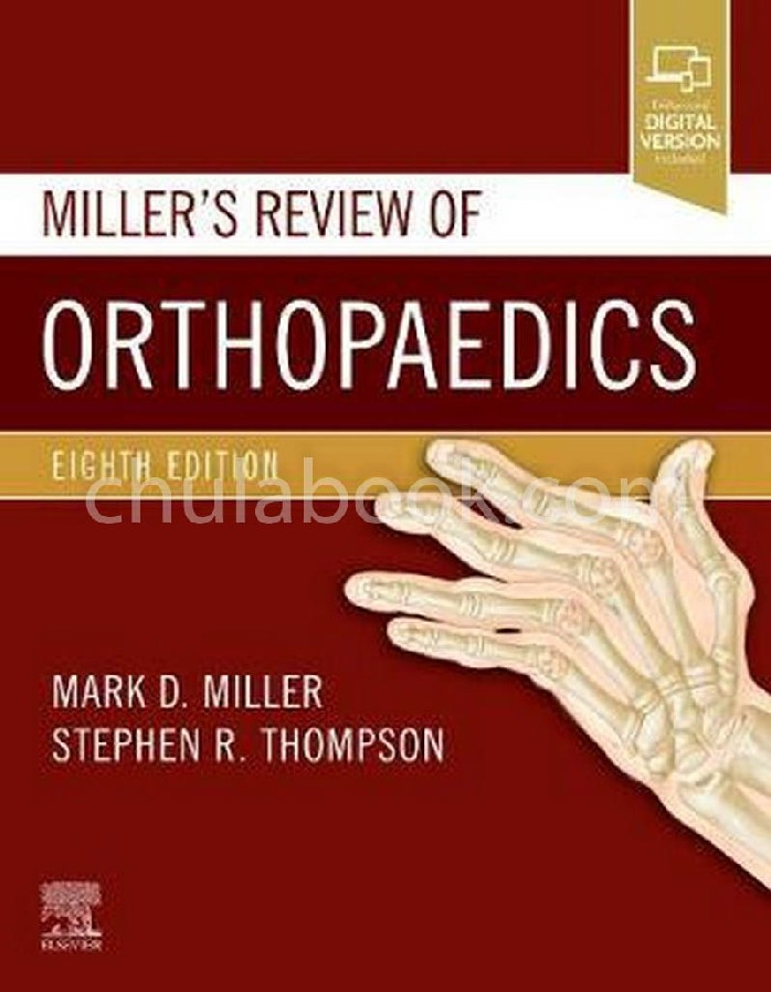 MILLERS REVIEW OF ORTHOPAEDICS