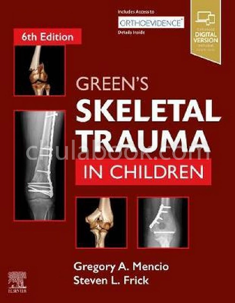 GREENS SKELETAL TRAUMA IN CHILDREN (HC)