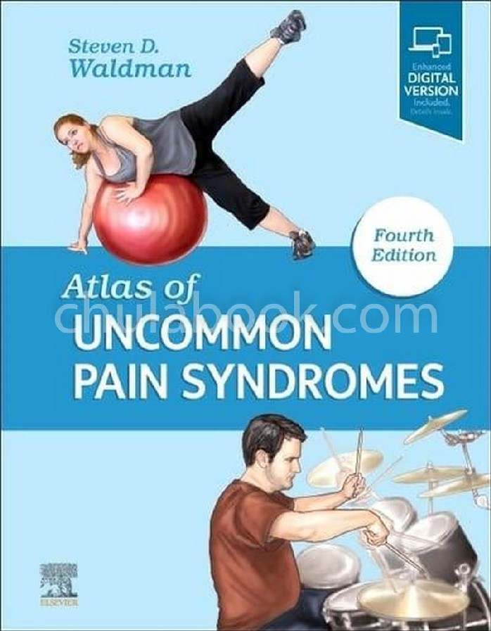 ATLAS OF UNCOMMON PAIN SYNDROMES (HC)