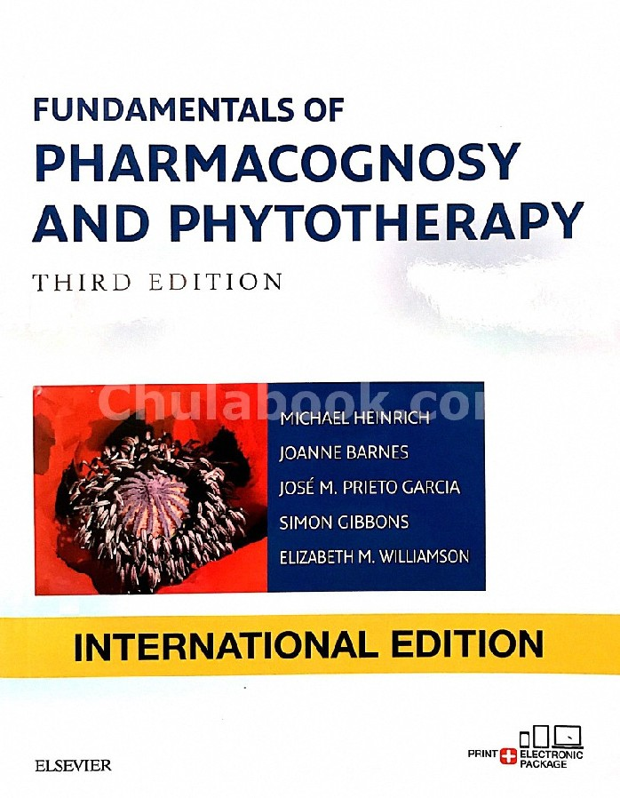 FUNDAMENTALS OF PHARMACOGNOSY AND PHYTOTHERAPY (IE)