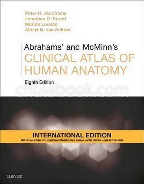 ABRAHAMS' AND MCMINN'S CLINICAL ATLAS OF HUMAN ANATOMY (IE)