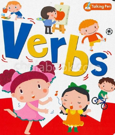 VERBS (ใช้ร่วมกับปากกา MIS TALKING PEN ได้)