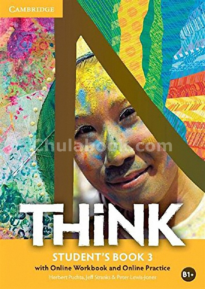 THINK LEVEL 3 STUDENT'S BOOK (WITH ONLINE WORKBOOK AND ONLINE PRACTICE)