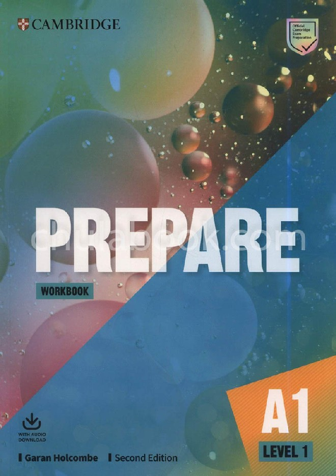 CAMBRIDGE ENGLISH PREPARE! 1: WORKBOOK WITH AUDIO DOWNLOAD