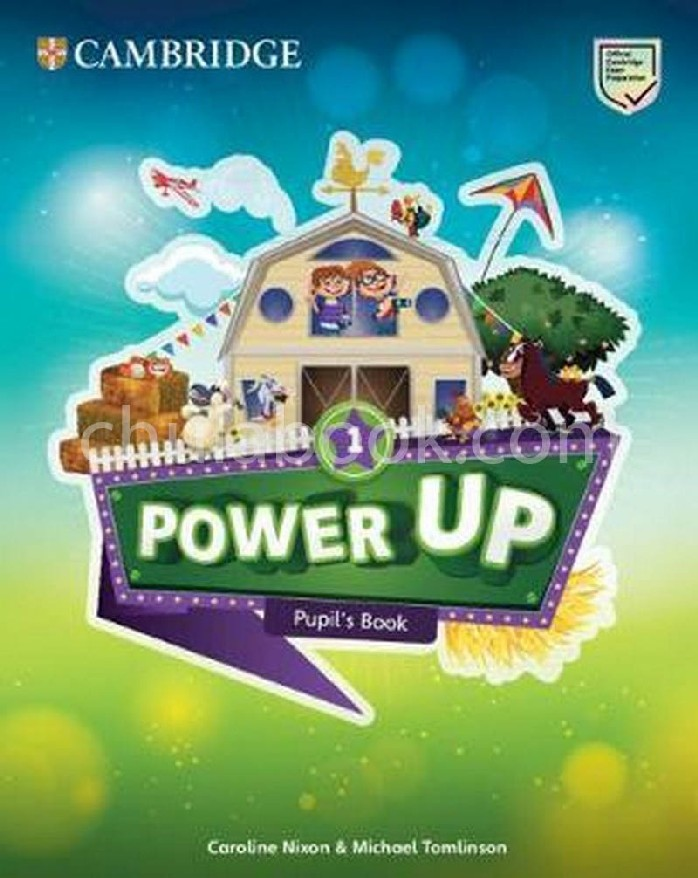 POWER UP LEVEL 1: PUPIL'S BOOK