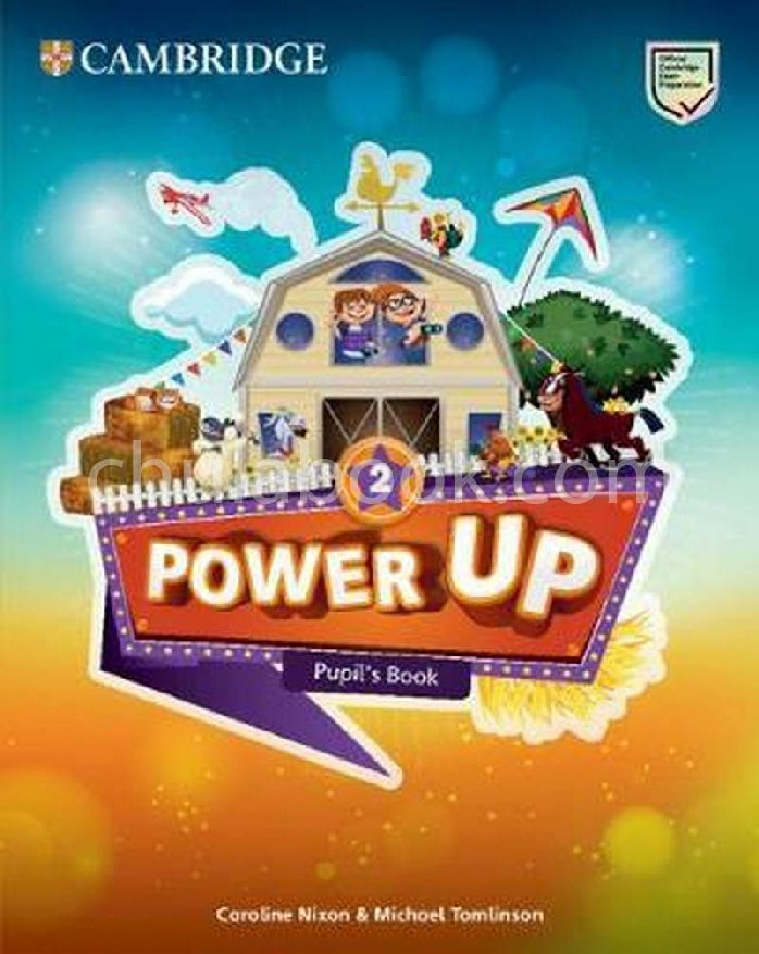 POWER UP LEVEL 2: PUPIL'S BOOK