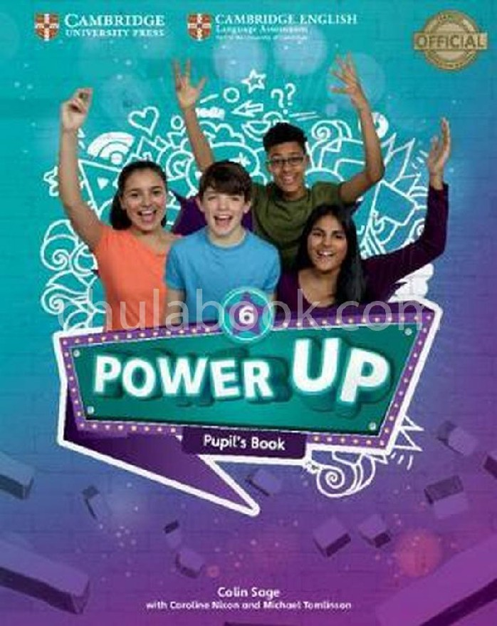 POWER UP LEVEL 6: PUPIL'S BOOK